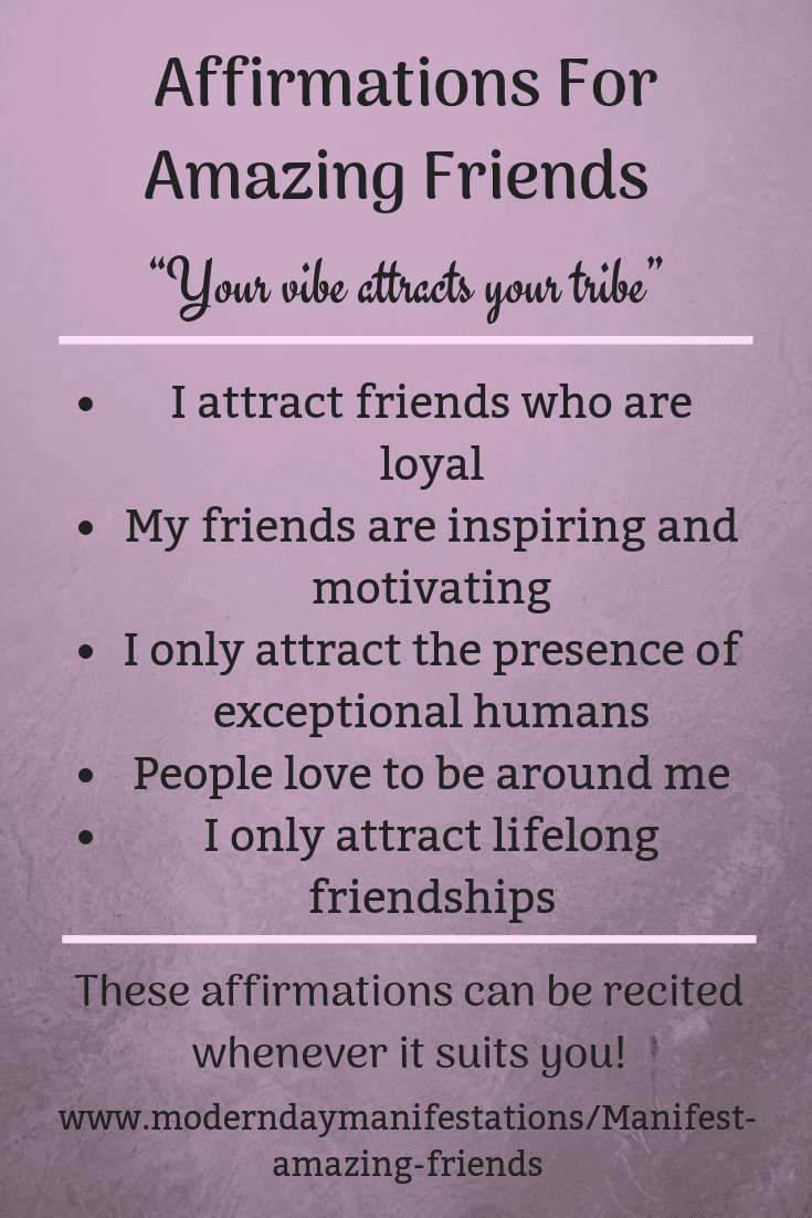 affirmations-to-manifest-friends