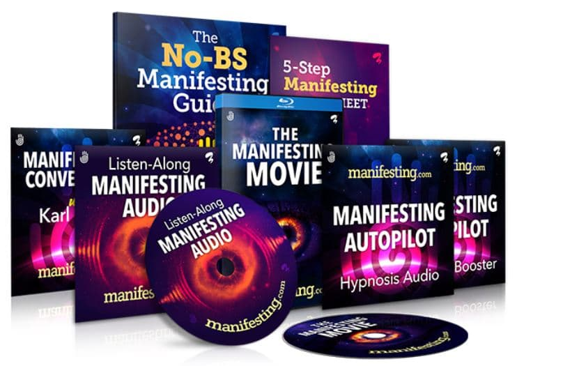Best Manifestation Courses, 10 Best Manifestation Courses That Will Transform Your Life! (2019)